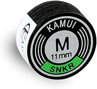 KAMUI Snooker Black Laminated Billiard CUE TIP - 1 pc
