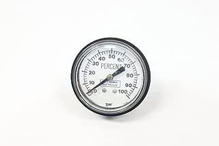 Marshall Town 092586 0-100 Percent PSI Pressure Gauge 1/8IN NPT D610204
