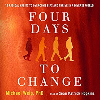 Four Days to Change cover art