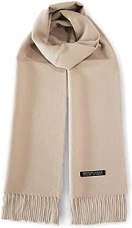 Peruvian Alpaca Scarf - 100% Authentic Baby Alpaca Wool for Men and Women