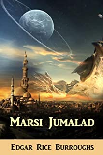 Marsi Jumalad: The Gods of Mars, Estonian Edition