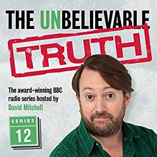 The Unbelievable Truth, Series 12 cover art