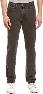 Hudson Jeans Men's Blake Slim Straight Zip Fly in Beaty Beaty 32 34