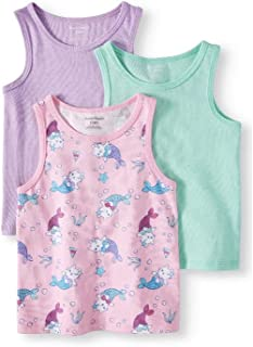 toddler solid tank tops