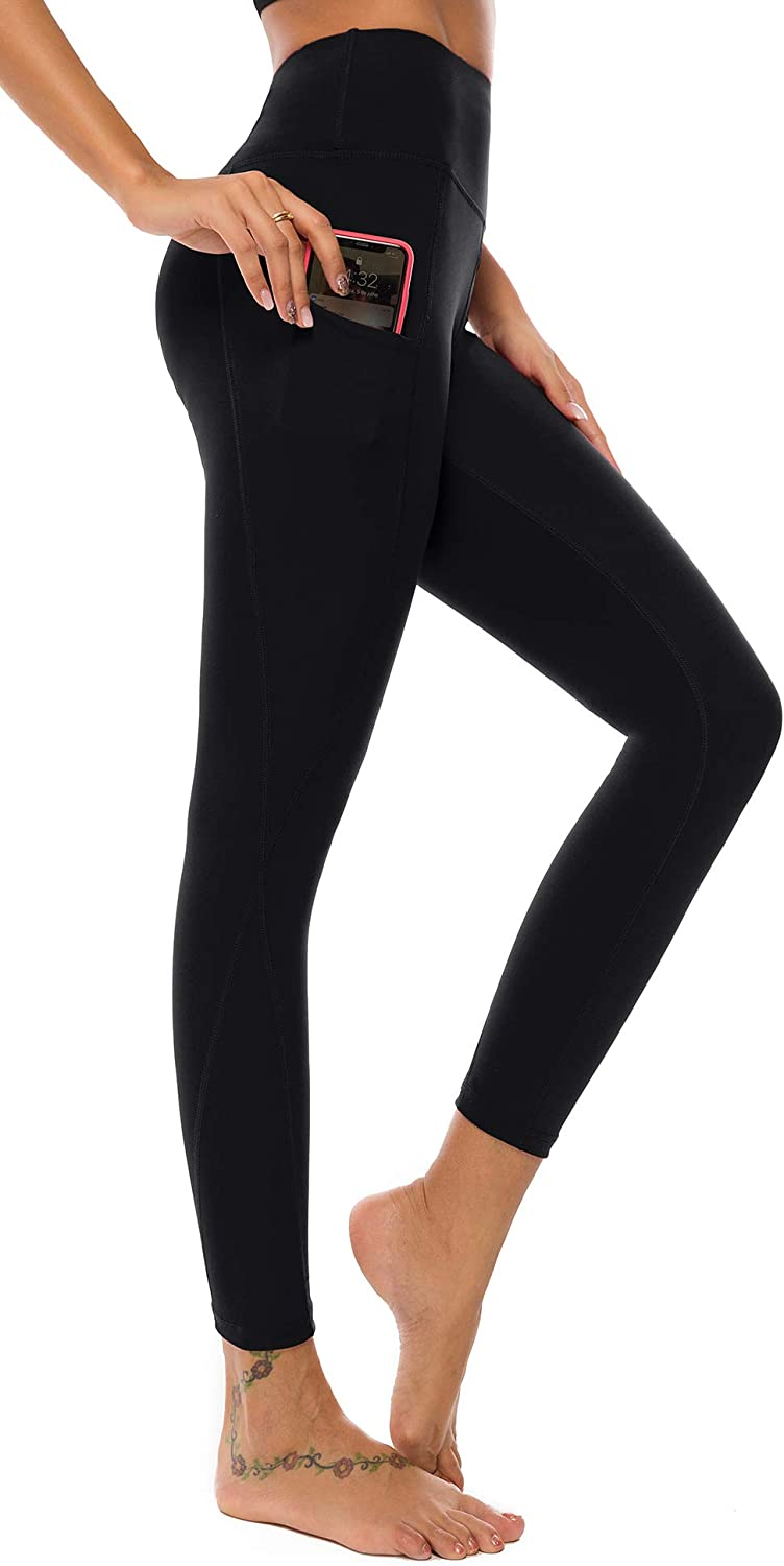 AOOM Outlet sale feature Women Yoga Finally popular brand Pants Workout Legging Leggings Soft Pockets with