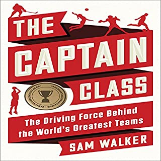 The Captain Class audiobook cover art