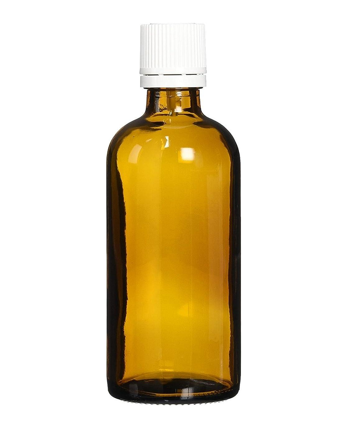 洗剤性交素晴らしいease 遮光ビン 茶色 (高粘度用) 100ml(国産) ×10本