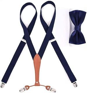 Four-clip Back Lead Knot Suit Women's (Color : Blue)