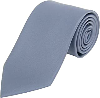 JNJSTELLA Men's Classic Solid Color Tie - Various Colors