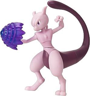 Pokemon 4.5 Inch Battle Figure - Mewtwo