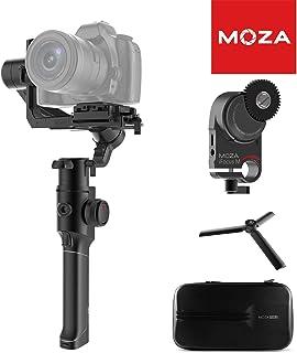 MOZA Air 2 Estabilizador con iFocusM Motor 9 Libras de Carga útil para Las réflex Digitales sin Espejo y cámaras de Cine de Bolsillo