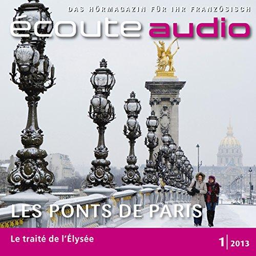 Écoute audio - Les ponts de Paris. 1/2013 Titelbild