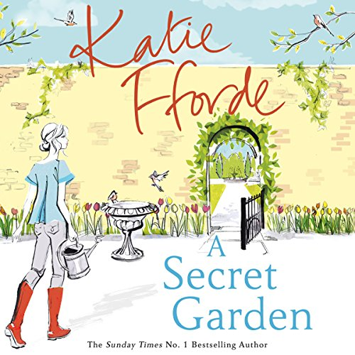 A Secret Garden audiobook cover art