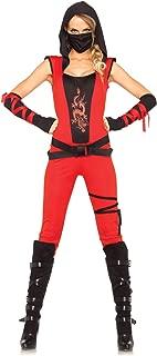 Leg Avenue Women's Ninja Assassin Costume