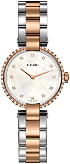 Rado Coupole Mother of Pearl Analog Watch for Women 01.963.3859.2.092