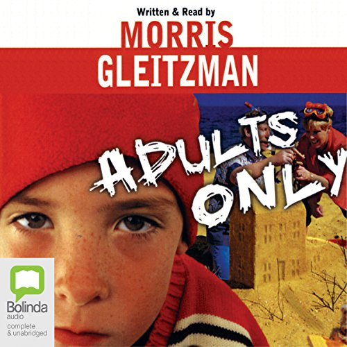 Adults Only audiobook cover art