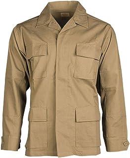 Mil-Tec Teesar BDU Shirt Ripstop Olive voor heren