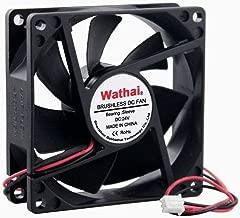 Wathai DC Brushless Cooling Fan 80mm 80x25mm 24V Heatsink Cooler Radiator Fans