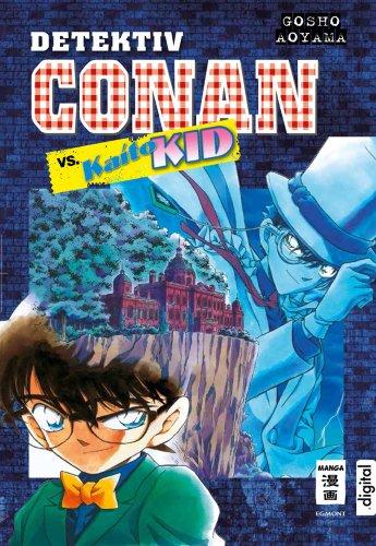 Detektiv Conan vs. Kaito Kid (German Edition)