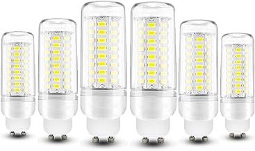 12W LED Corn Light Bulb (120 Watt Equivalent) GU10 Base LED Lamp Cool White 6000K 1200 Lumens 360°BeamAngle Energy Savin...