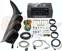 Best duramax boost gauge install lb7 Reviews