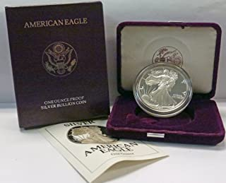 Best 1991 s silver eagle Reviews