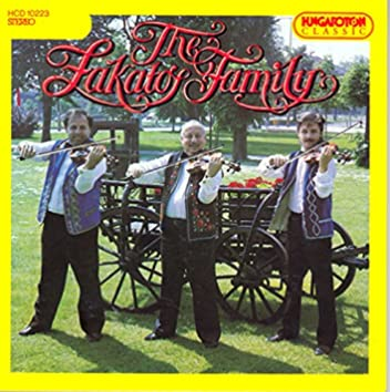 Gypsy Music As Performed by the Lakatos Family