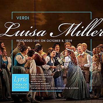 Verdi: Luisa Miller (2019 Live Recording)