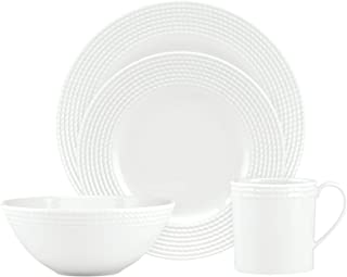 Kate Spade New York 818766 Wickford 4 Piece Place Setting