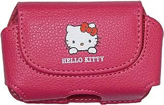 SNK Design Cartoon Hello Kitty Pouch Classic Premium Pouch Case with Belt Clip for Medtronic Minimed Insulin Pump (530G /630G /640G /670G/) -Retail Packaging (H2/01RDKT4)
