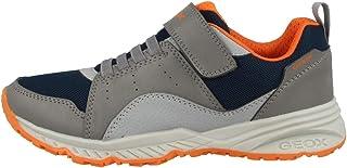 Geox - کفش های کتانی بچه های کوچک/پسر بچه های بزرگ Bernie 27