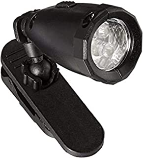 RAMPAGE PRODUCTS 501001 Universal LED Clip On Light w/Magnetic Clip, Clear