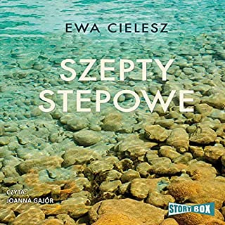 Szepty stepowe audiobook cover art