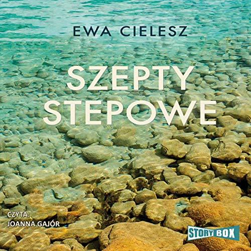 Szepty stepowe audiobook cover art