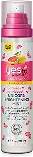 Yes To Grapefruit Vitamin C Glow-Boosting Unicorn Brightening Mist