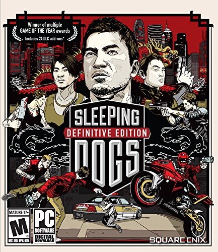 Sleeping Dogs: Definitive Edition [Online Game Code]