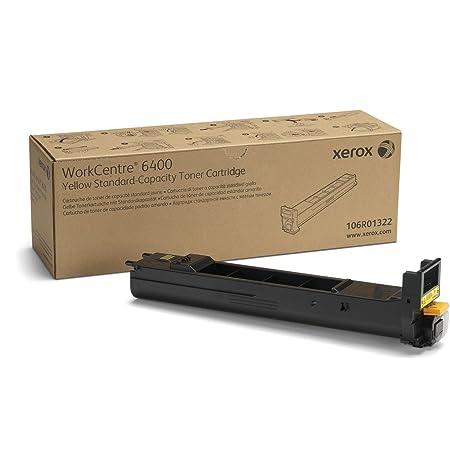 Xerox (106R01322) Toner Cartridge (Yellow,1-Pack)