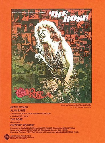 The Rose: Piano/Vocal/Chords (Sheet) by Bette Midler(1983-12-01)