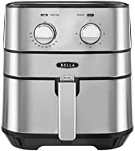 5.3 QT Stainless Steel Air Convection Fryer