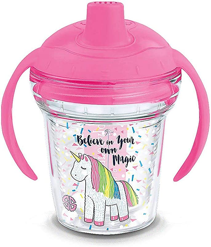 Tervis 6 Oz Simply Southern Unicorn Sippy Cup 6 Oz Pink