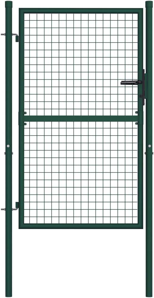 Outdoor Garden Gate Barrier Clearance SALE trend rank Limited time Lockable Wi Installation Easy