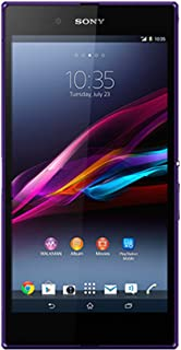 Sony Xperia Z Ultra C6833 Factory Unlocked International Version No Warranty LTE LTE 800 / 850 / 900 / 1700 / 1800 / 1900 / 2100 / 2600 3G 850/1900/1700/900/2100 Purple