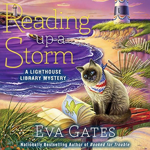 Reading Up a Storm audiobook cover art