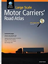 Rand McNally Large Scale Motor Carriers' Road Atlas