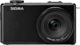 Sigma DP-1 Merrill Digital Camera with 46 Megapixel, FOVEON X3 Direct Image Sensor, Fixed 19mm f/2.8 Lens