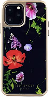 Ted Baker Fashion Premium Case for iPhone 11 Pro - Hedgerow, White