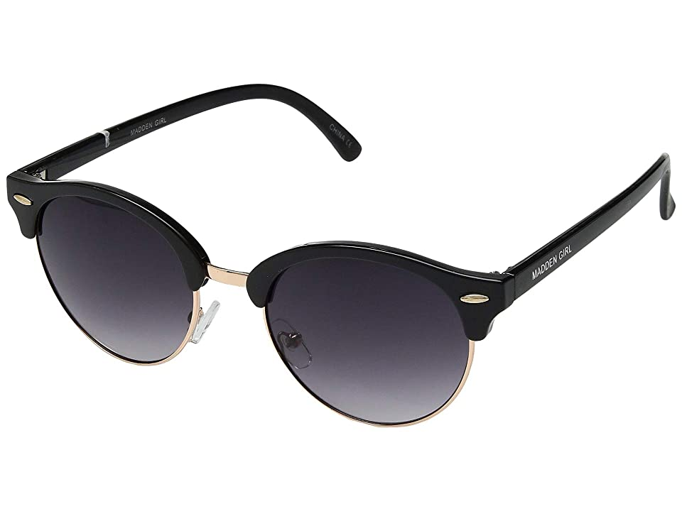 Steve Madden Madden Girl MG893127 (Black) Fashion Sunglasses