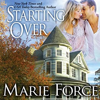 Starting Over     Treading Water Series, Book 3              Written by:                                                                                                                                 Marie Force                               Narrated by:                                                                                                                                 Holly Fielding                      Length: 8 hrs and 28 mins     Not rated yet     Overall 0.0