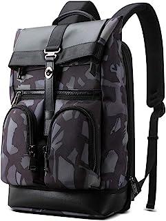 PANFU-AU Water-Resistant Slim Backpack 15-17 Inch Laptop Computer BagOutdoor/Leisure/Travel/Office Backpack Outdoor Rucksack Anti Theft Backpack Laptop Backpack Laptop Business Backpack