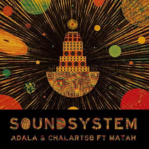 Adala & chalart58 feat. Matah